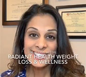 Richa Mittal MD introduces her personalized weight loss practice
